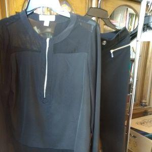 Michael Kors Set Top and Pants size 6